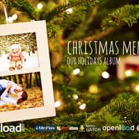 CHRISTMAS PHOTO GALLERY  – FREE DOWNLOAD – VIDEOHIVE
