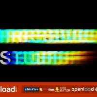 CHROMATIC ABERRATION INTRO – AFTER EFFECTS PROJECT (VIDEOHIVE)