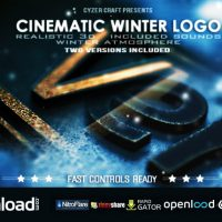 CINEMATIC WINTER LOGO – FREE DOWNLOAD (VIDEOHIVE)