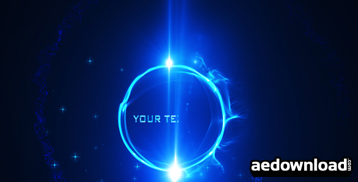 CIRCLE FORM REVEAL - AFTER EFFECTS PROJECT (VIDEOHIVE