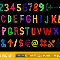 CLAY ALPHABET – AFTER EFFECTS PROJECT (VIDEOHIVE)