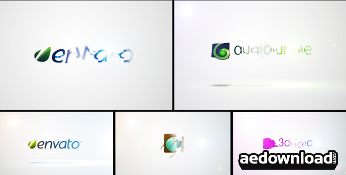 Clean Logo Reveal