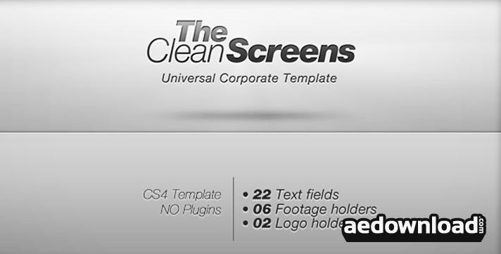 Clean Screens