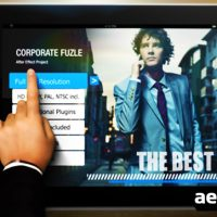 CORPORATE FUZLE – AFTER EFFECT PROJECT (VIDEOHIVE)