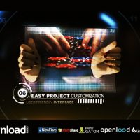CORPORATE HANDS – FREE AFTER EFFECTS PROJECT (VIDEOHIVE)