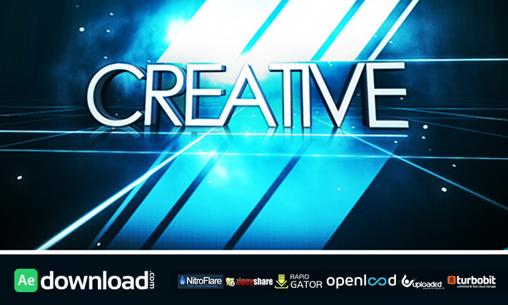 ae cs4 corporate logo intro after effects project videohive