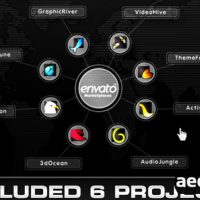 CORPORATE PRESENTATION 1447132 – AFTER EFFECTS PROJECT (VIDEOHIVE)