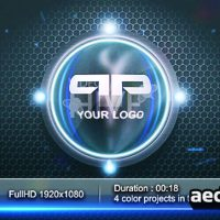 CRYSIS LOGO FULLHD – AFTER EFFECTS PROJECT (VIDEOHIVE )