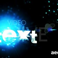 DEEP BLUR – AFTER EFFECTS PROJECT (VIDEOHIVE)