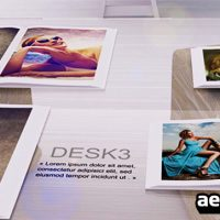 DESK GALLERY WITH CARTOON VERSION (VIDEOHIVE)