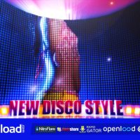 DISCO STYLE – AFTER EFFECTS PROJECT (VIDEOHIVE)