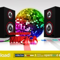 DON'T STOP THE MUSIC AE CS3 PROJECT (VIDEOHIVE)