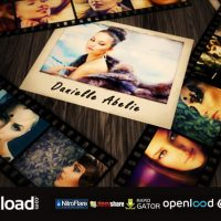 DRAMATIC FILMSTRIP PHOTOS – VIDEOHIVE