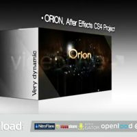 EUROPA 3D BOX – AFTER EFFECTS PROJECT (VIDEOHIVE)