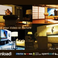 ELEGANT VISIONTHEATER – AFTER EFFECTS PROJECT (VIDEOHIVE)