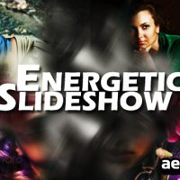 ENERGETIC SLIDESHOW – AFTER EFFECTS PROJECT (VIDEOHIVE)