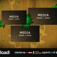 ENVIRONMENTALLY FRIENDLY AE CS3 PROJECT FILE (VIDEOHIVE)