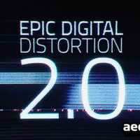 EPIC DIGITAL DISTORTION – AFTER EFFECTS PROJECT (VIDEOHIVE)