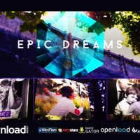 EPIC DREAMS GALLERY – FREE AFTER EFFECTS PROJECT (VIDEOHIVE)