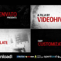 EVIDENCE – FREE DOWNLOAD AFTER EFFECTS PROJECT (VIDEOHIVE)