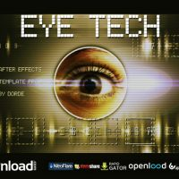 EYE TECH – FREE DOWNLOAD AFTER EFFECTS PROJECT (VIDEOHIVE)