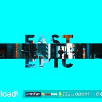 FAST EPIC PROMO – AFTER EFFECTS TEMPLATE (MOTION ARRAY)
