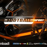 FOOTBALL OPENER, LOGO & ON-AIR COMPLETE PACKAGE – AFTER EFFECTS PROJECT (VIDEOHIVE)