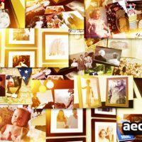 FAMILY PHOTO ALBUM SLIDESHOW (VIDEOHIVE)