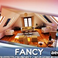 FANCY – AFTER EFFECTS PROJECT (VIDEOHIVE)