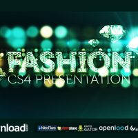 FASHION 166393 – AFTER EFFECTS PROJECT (VIDEOHIVE)