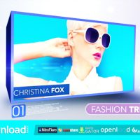 FASHION TRENDZ – FREE AFTER EFFECTS PROJECT (VIDEOHIVE)
