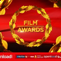 FILM AWARDS – BROADCAST PACKAGE – AFTER EFFECTS PROJECT (VIDEOHIVE)