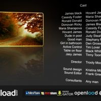 FILM CREDITS – FREE DOWNLOAD – VIDEOHIVE