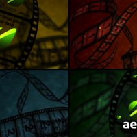 FILMSTRIP – AFTER EFFECTS PROJECT (VIDEOHIVE)