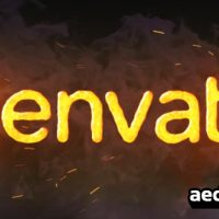 FIRE LOGO REVEAL – VIDEOHIVE
