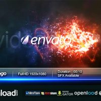 FIRESTRING LOGO – AFTER EFFECTS PROJECT (VIDEOHIVE)