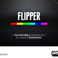 FLIPPER – AFTER EFFECTS PROJECT (AFTER EFFECTS PROJECT)
