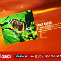 FLOAT – AFTER EFFECTS PROJECT (VIDEOHIVE)