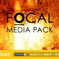 FOCAL MEDIA PACK – AFTER EFFECTS PROJECT (VIDEOHIVE)