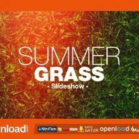 GRASS SLIDESHOW – FREE AFTER EFFECTS PROJECT (VIDEOHIVE)