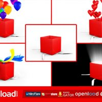 GIFT BOX OPENING PACK – FREE DOWNLOAD (VIDEOHIVE)