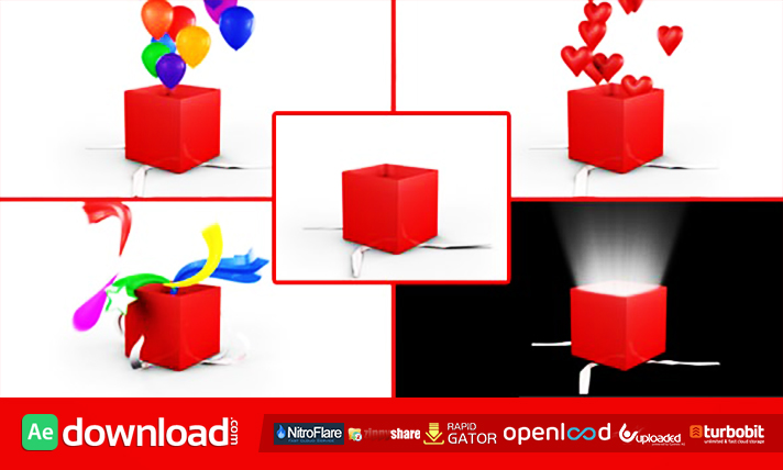 Gift box opening pack free download videohive free after gift box opening pack free download videohive free after effects template videohive projects negle Choice Image