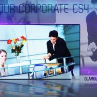 GLAMOUR CORPORATE_CS4 – AFTER EFFECTS PROJECT (VIDEOHIVE)