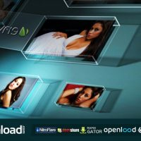 GLASS BOX PORTFOLIO SHOWCASE (VIDEOHIVE) FREE DOWNLOAD