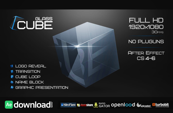 Glass Cube Project