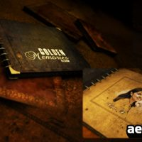 GOLDEN MEMORIES ALBUM – AFTER EFFECTS PROJECT (VIDEOHIVE)