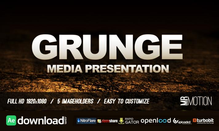 Grunge Media Presentation