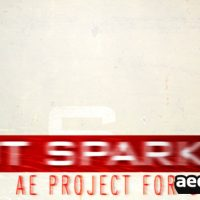 HOT SPARKS – AFTER EFFECTS PROJECT (VIDEOHIVE)
