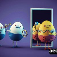 HAPPY EASTER – VIDEOHIVE