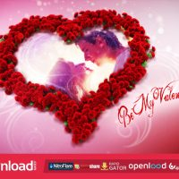 HEART OF ROSES – FREE AFTER EFFECTS PROJECT (VIDEOHIVE)